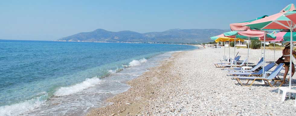 Accommodation In Samos Greece Hydrele Beach Hotel And